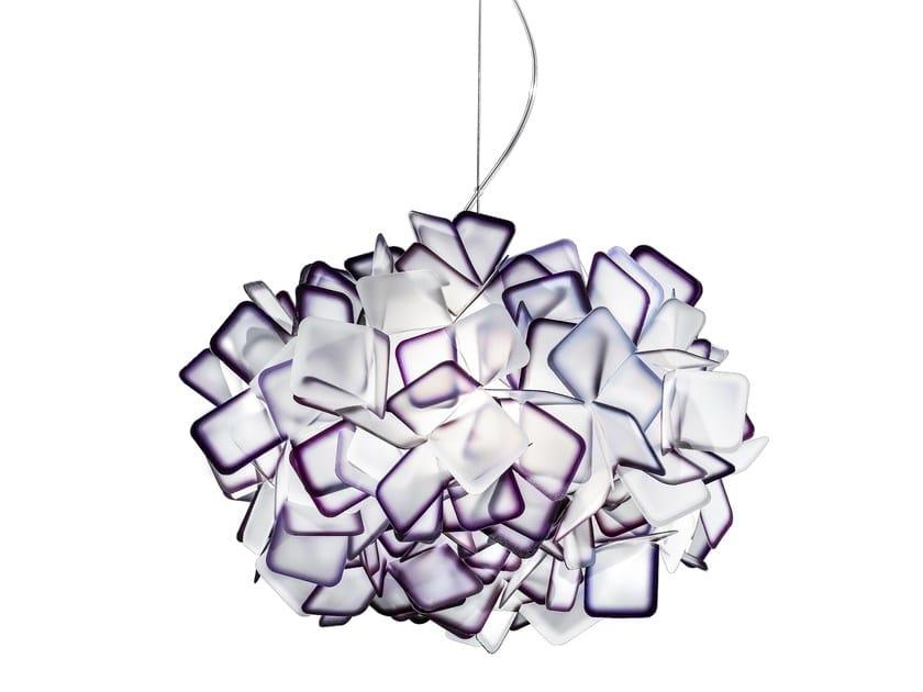 Opalflex® pendant lamp CLIZIA | Pendant lamp by Slamp