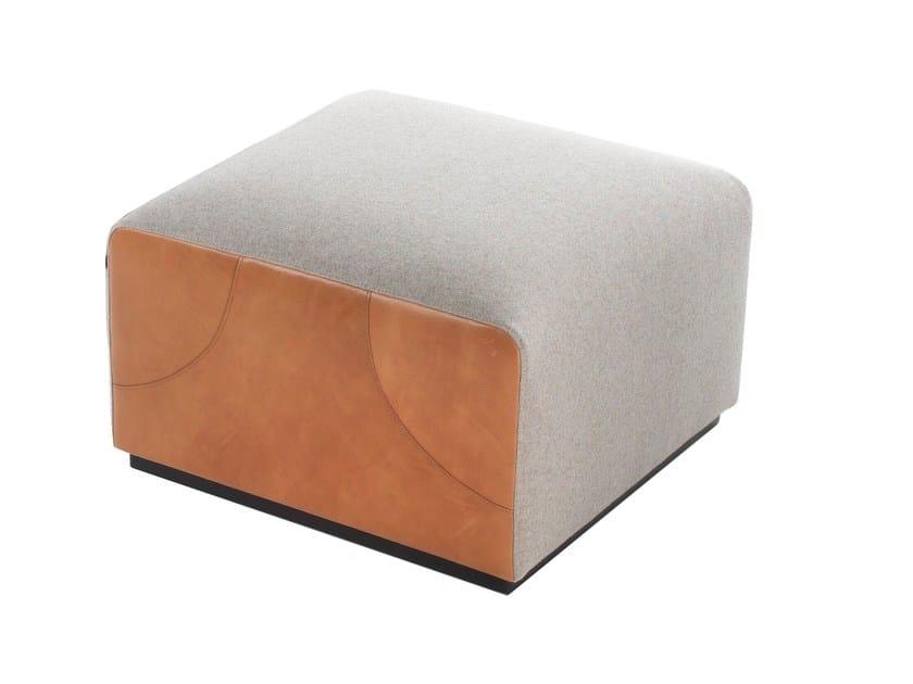 Square pouf RIBOT | Pouf by Marelli