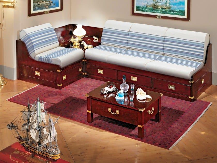Corner sectional sofa 291   Sectional sofa by Caroti