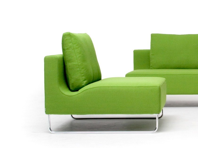 Upholstered armchair CANYON   Armchair by BENSEN