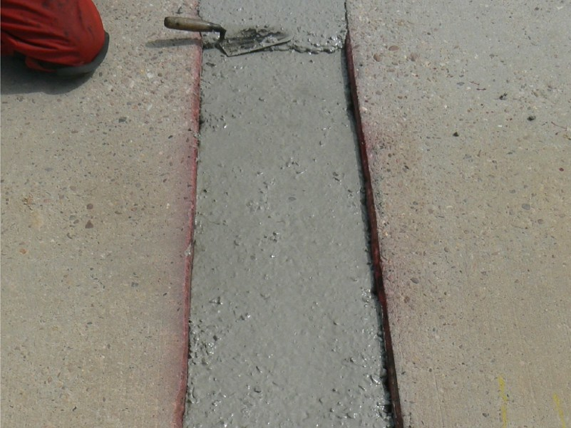 Surface protector for concrete MAXI CRETE by MAGE