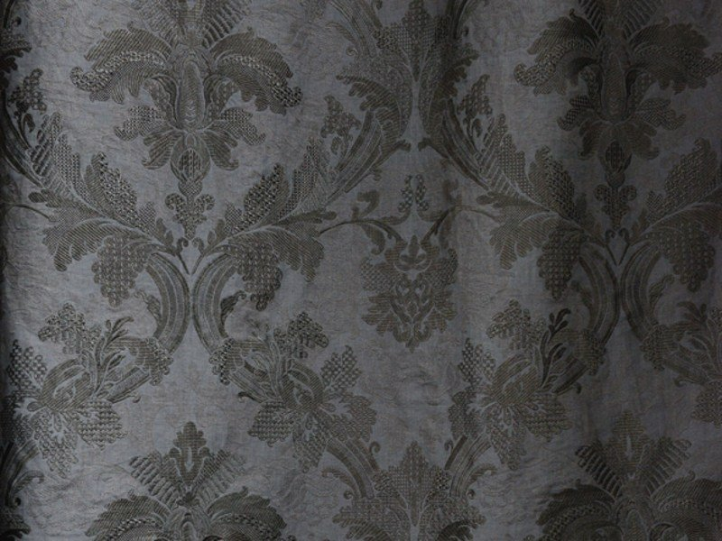 Linen upholstery fabric GALLIERA by LELIEVRE
