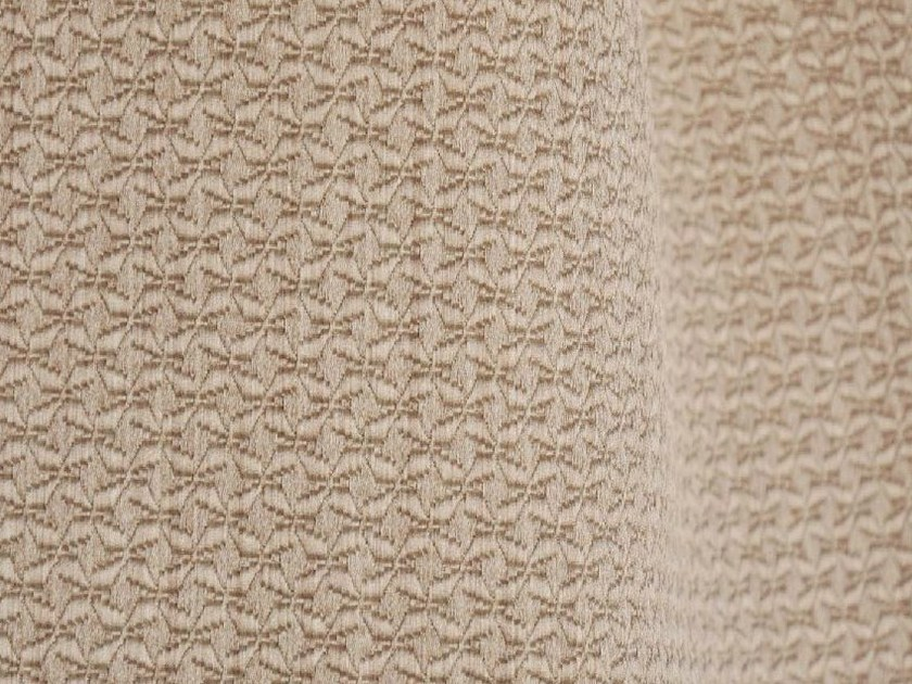 Solid-color cotton upholstery fabric ODEON by LELIEVRE