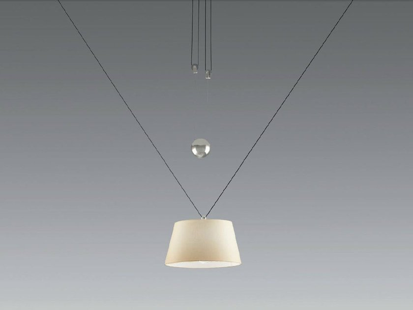 Swivel adjustable pendant lamp ZUG by Kalmar