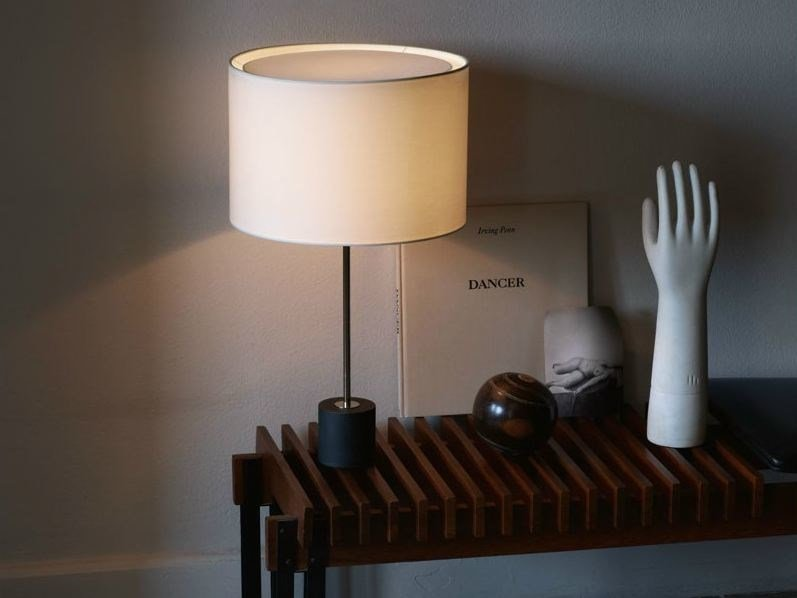 Metal table lamp KILO TL by Kalmar