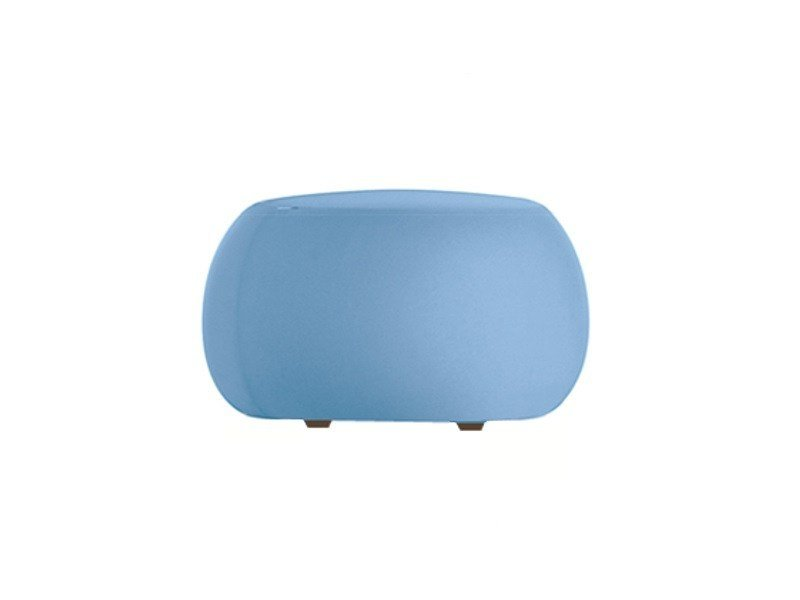 Upholstered pouf PIX 67 by arper