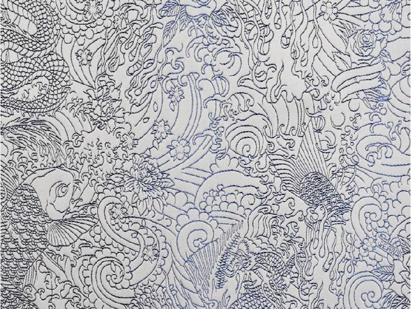 Cotton Upholstery Fabric Skin By Lelievre Design Jean Paul