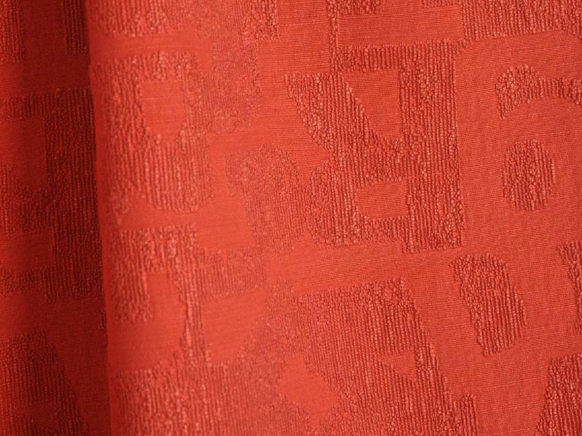Solid-color cotton upholstery fabric DIVERSION by LELIEVRE