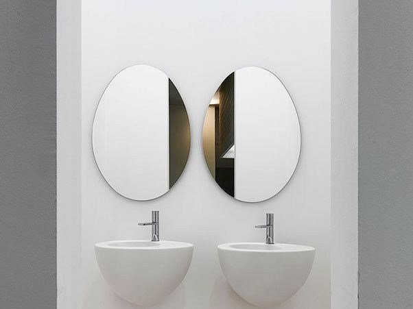 Bathroom mirror LE GIARE | Bathroom mirror by Ceramica Cielo