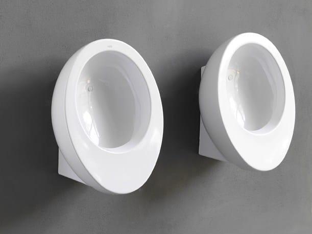 Suspended ceramic Urinal LE GIARE | Urinal by Ceramica Cielo