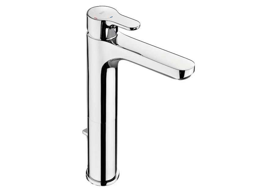 Single handle washbasin mixer L20 by ROCA SANITARIO