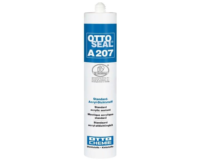 Acrylic sealant OTTOSEAL® A 207 by 8-Chemie
