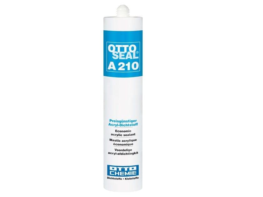 Acrylic sealant OTTOSEAL® A 210 by 8-Chemie