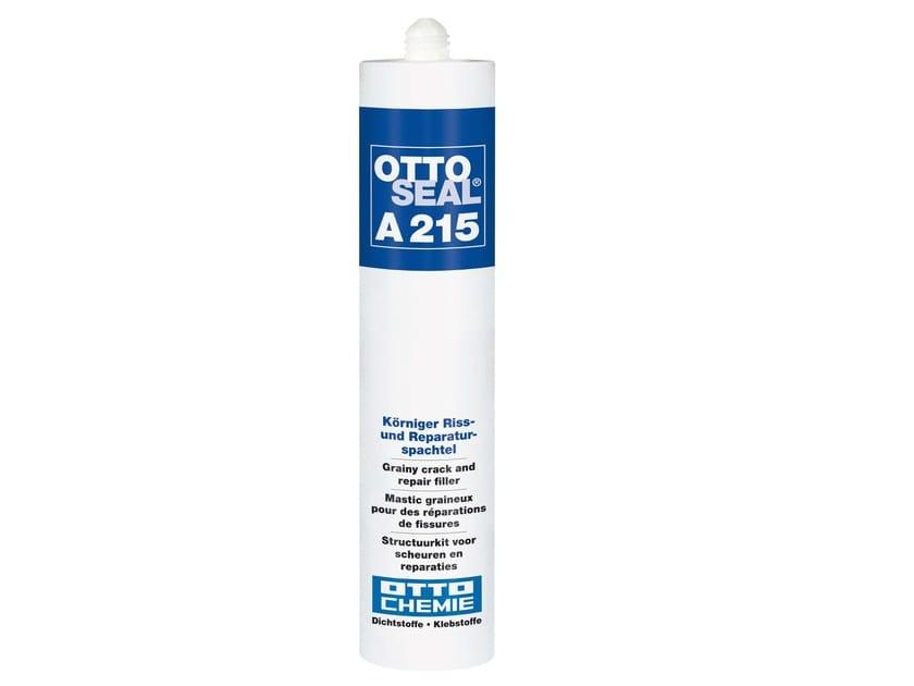 Acrylic sealant OTTOSEAL® A 215 by 8-Chemie