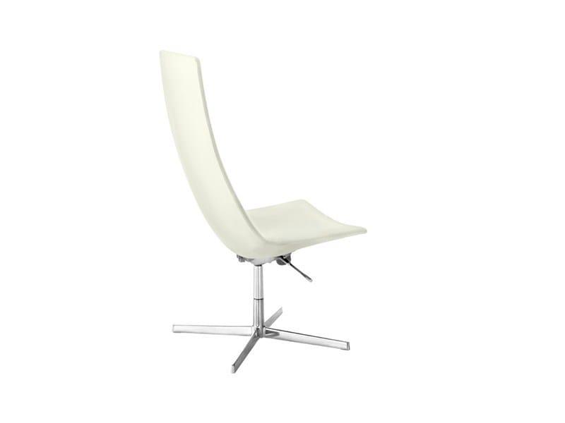 Swivel task chair with 4-Spoke base CATIFA 60 | Task chair with 4-Spoke base by arper