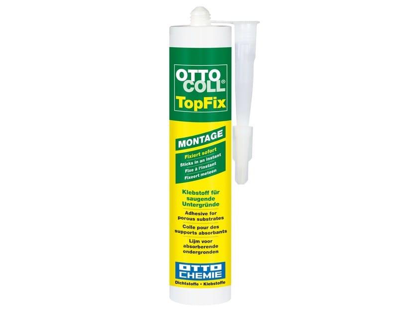 Ultrafast fixing adhesive OTTOCOLL® TopFix by 8-Chemie