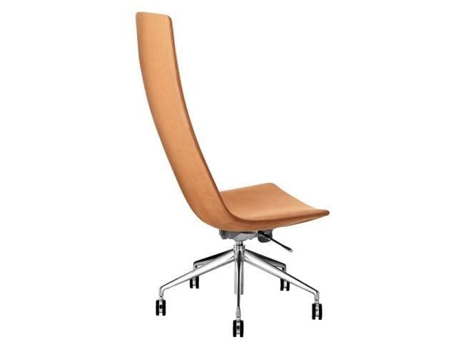CATIFA 60 | Executive chair with 5-spoke base