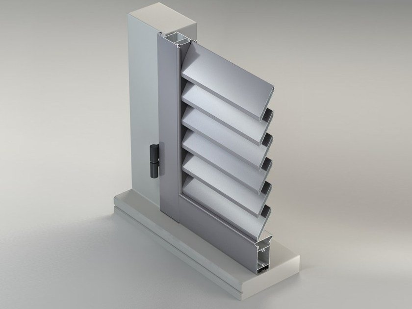 Shading Systems METRA Shutters CENTRO STORICO Line by METRA