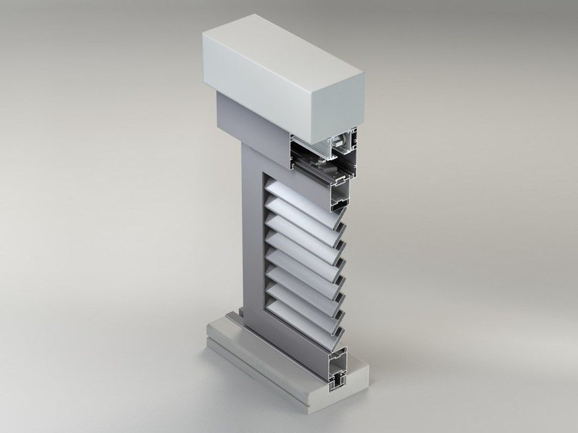 Shading Systems METRA Sliding Shutter by METRA