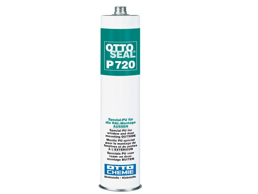 Acrylic sealant OTTOSEAL® P 720 by 8-Chemie