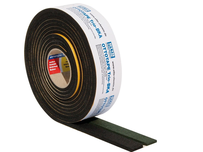 Multifunctional sealing tape for RAL assembly OTTOTAPE Trio-BKA by 8-Chemie
