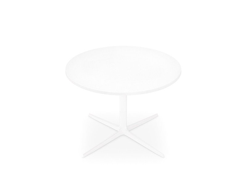Round coffee table FRED H 50 | Round coffee table by arper