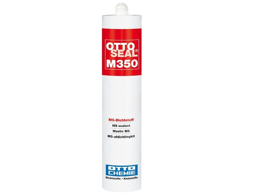 Sealant based on MS hybrid polymer OTTOSEAL® M 350 by 8-Chemie