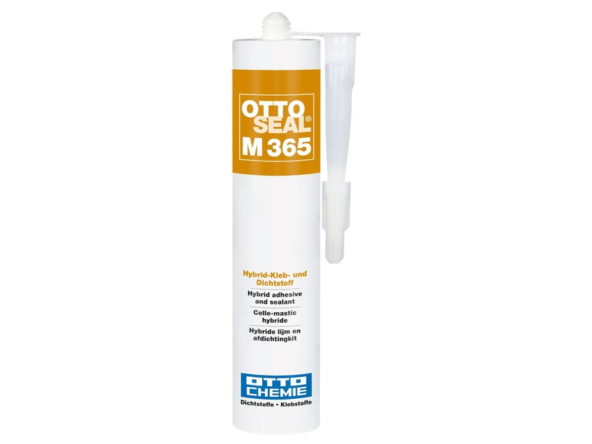 Hybrid adhesive and sealant OTTOSEAL® M 365 by 8-Chemie