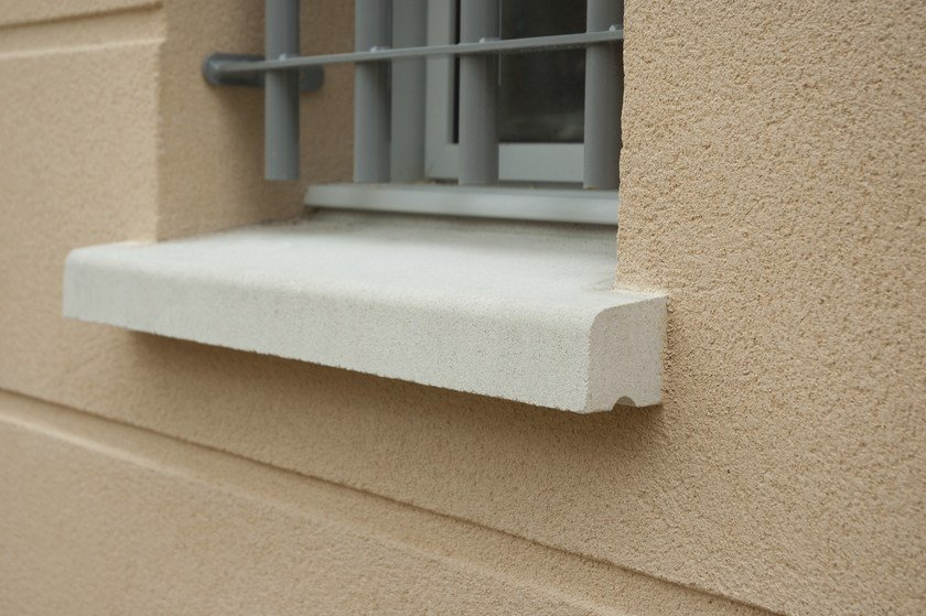 Concrete windowsill WESER | Concrete windowsill by Weser