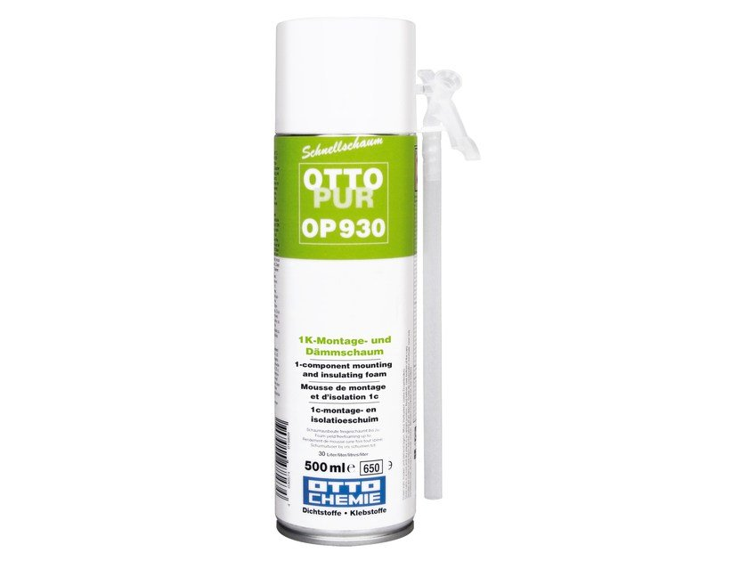 Foam and spray OTTOPUR OP 930 by 8-Chemie