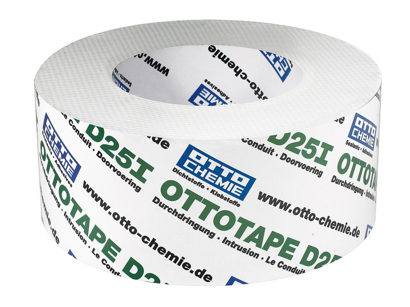 Adhesive film tape for vapour retarders and vapour barriers OTTOTAPE D-25-I by 8-Chemie