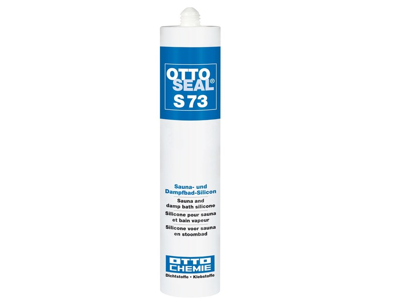 Sauna and damp bath silicone OTTOSEAL® S 73 by 8-Chemie