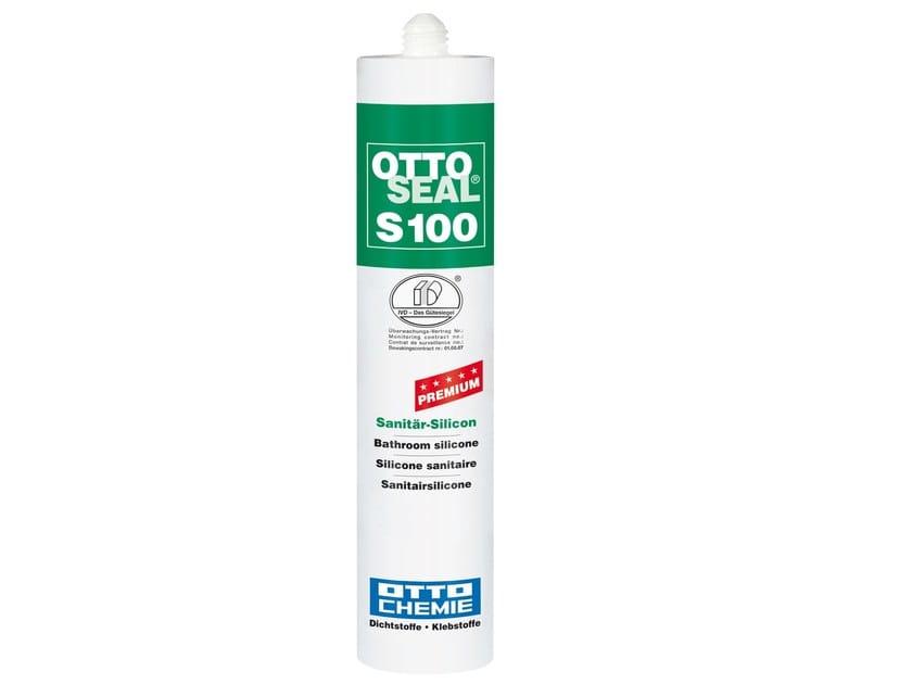 Premium bathroom silicone OTTOSEAL® S 100 by 8-Chemie