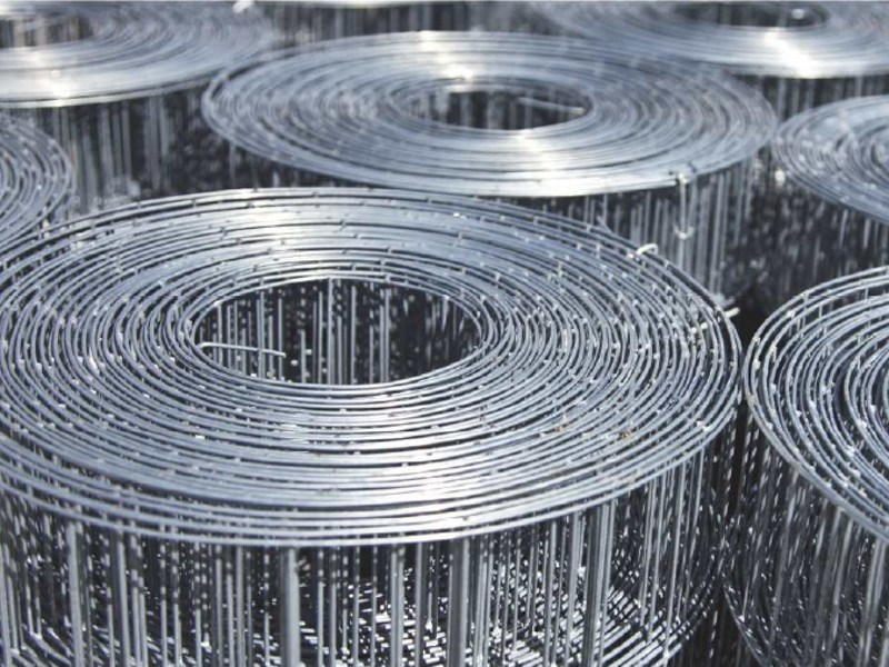 Wire mesh roll DEFIM ROLL By NUOVA DEFIM