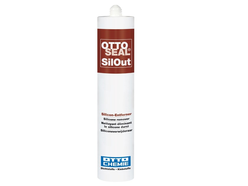 Silicone remover OTTOSEAL® SilOut by 8-Chemie