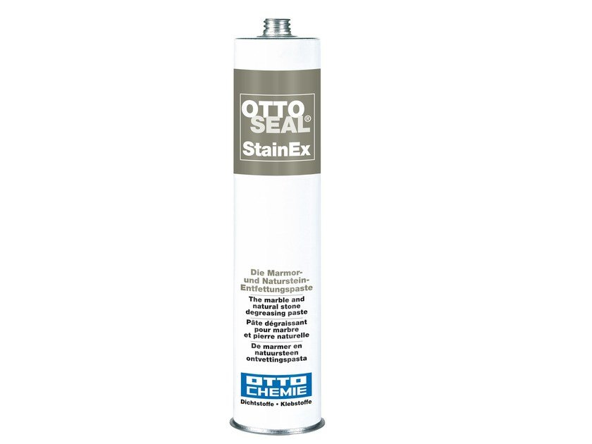 Marble and natural stone degreasing paste OTTOSEAL® StainEx by 8-Chemie