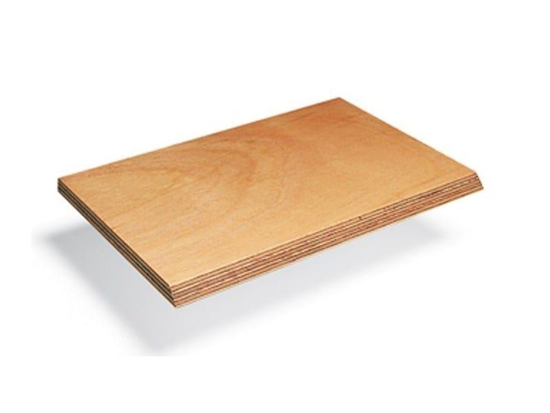 Outdoor okoumé plywood Compensato Exterior Okoumè by BELLOTTI