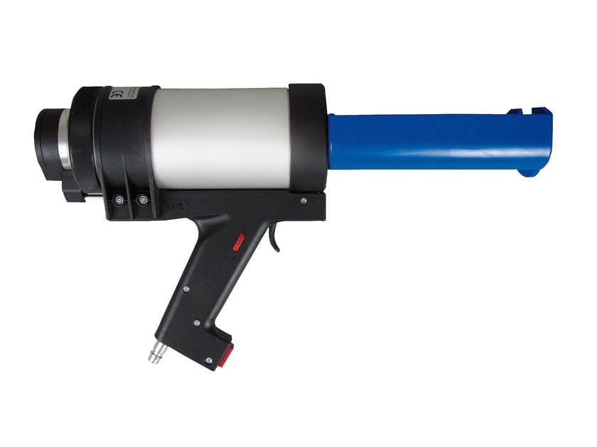 Compressed air gun P 2 x 190 by 8-Chemie