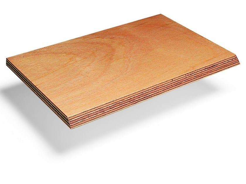 Marine okoumé plywood Compensato marino Okoumé by BELLOTTI