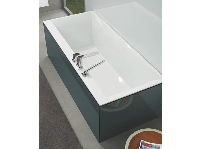 squaro edge 12 badewanne by villeroy boch. Black Bedroom Furniture Sets. Home Design Ideas