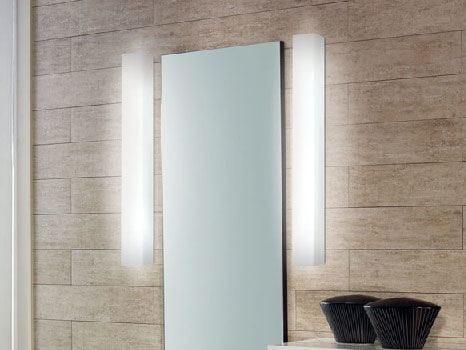 PMMA wall light CUBO FLAT 75 | Wall light by Lombardo