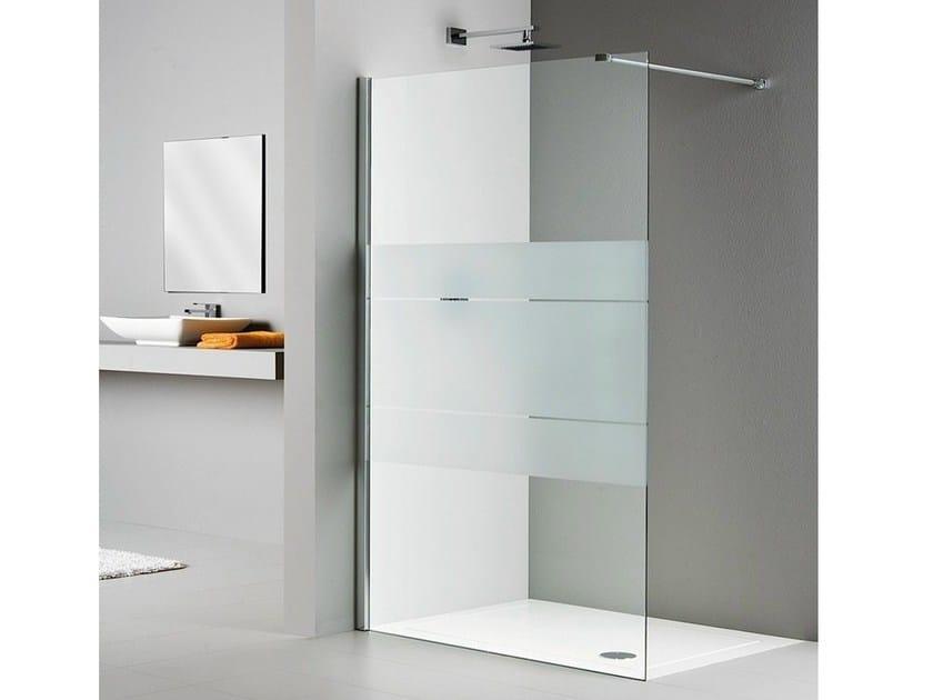 Crystal shower cabin PRINCESS 4000 by Duka