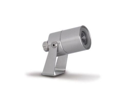Stainless steel Outdoor floodlight NANO FULL INOX by Platek