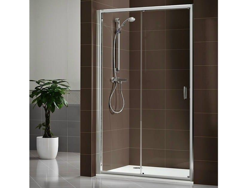 Niche crystal shower cabin DUKESSA-S 3000 by Duka