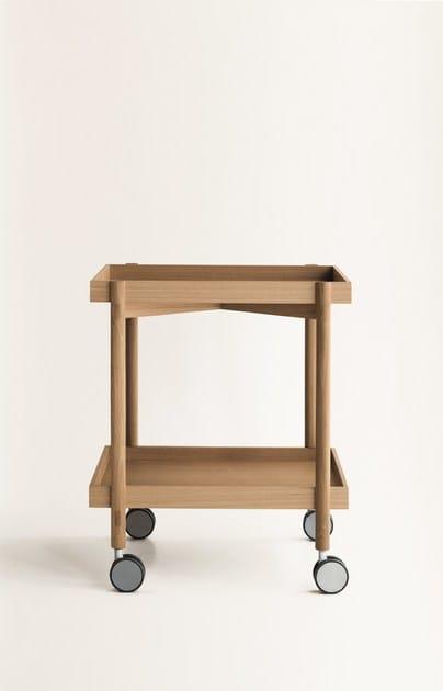 Carrello da cucina in legno MAI TAI | Carrello portavivande - Punt