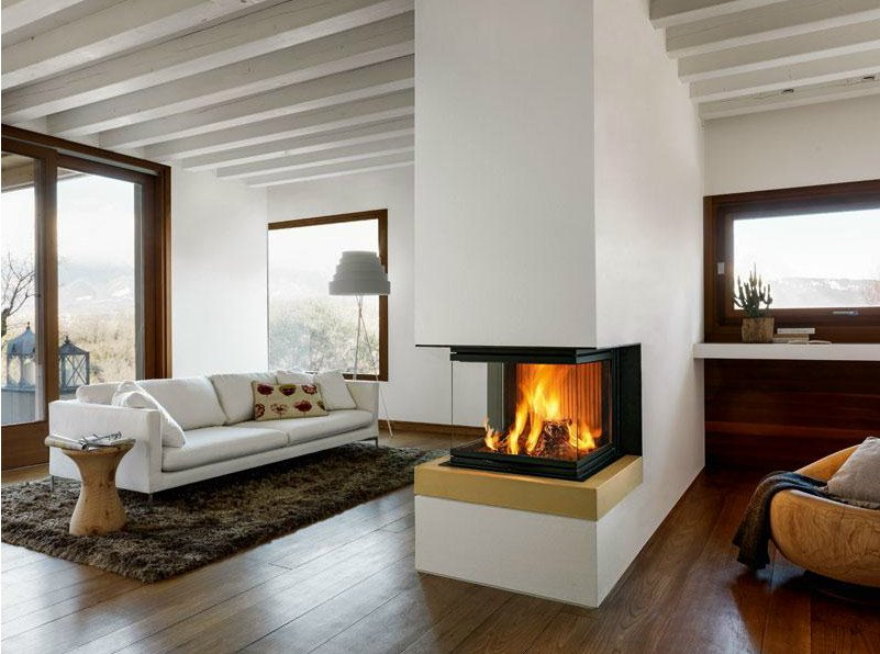 Faïence Fireplace Mantel ABERDEEN by Piazzetta