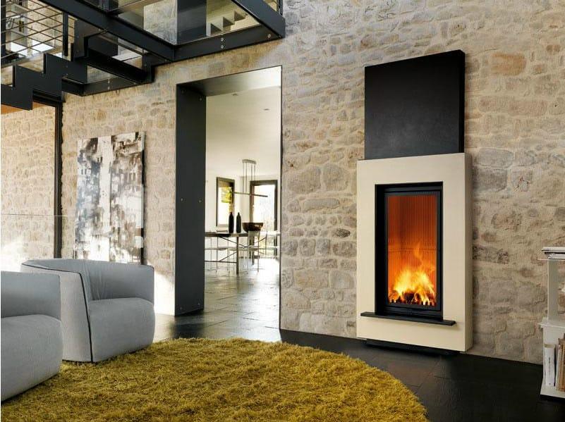 Faïence Fireplace Mantel DERBY by Piazzetta