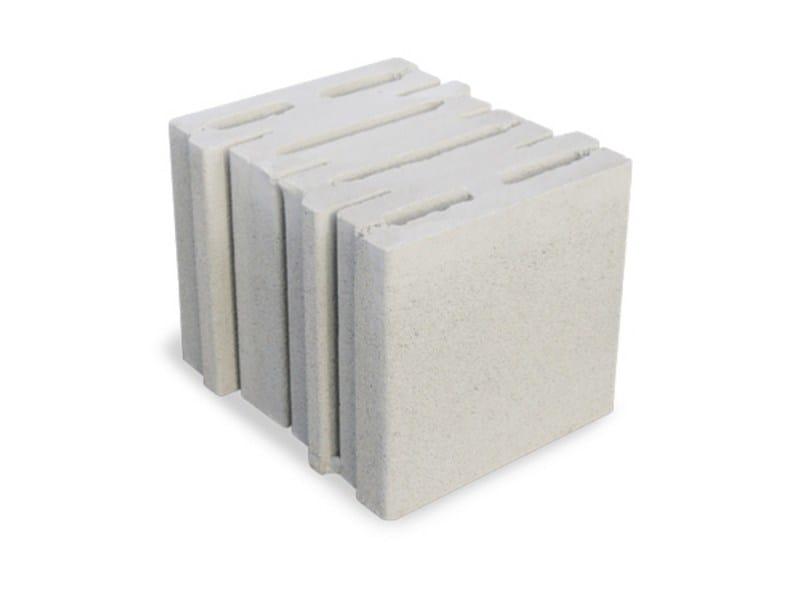 External masonry block in concrete PERLITECH™ TERMICO 30 by M.v.b.