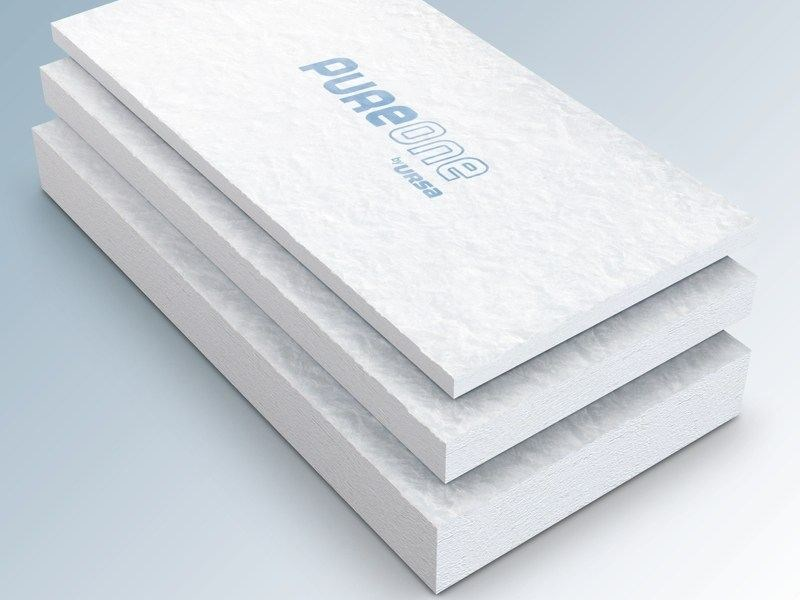 Thermal insulation panel PURE 39 PN Silentio by URSA