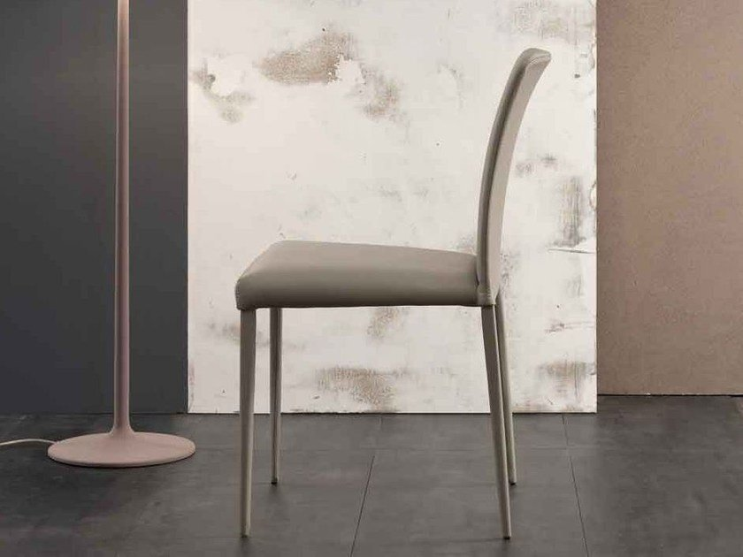 Upholstered chair DELI by Bonaldo